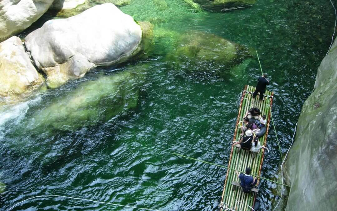 International Collaboration to Support Designation of the Qingzhu National Protected River
