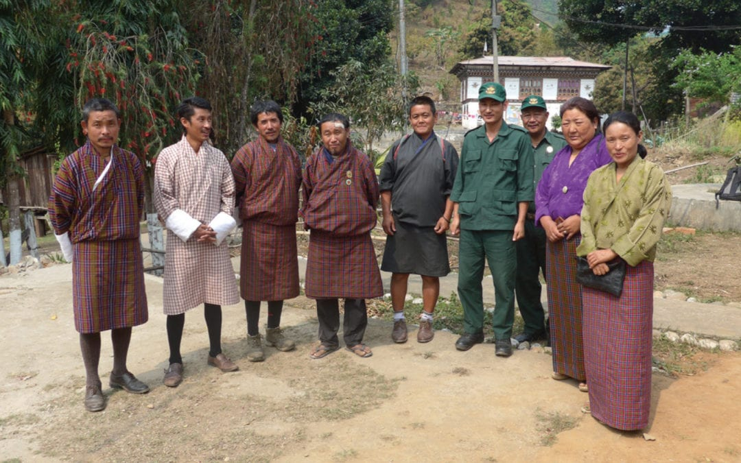 Half-Bhutan The Evolution and Effectiveness of Protected Areas in a Country Recognizing Nature Needs Half