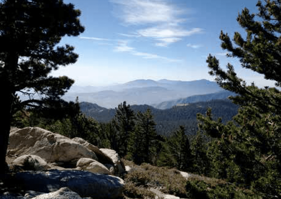 Visitor Use, Attitudes, and  Perceptions at Mount San Jacinto  State Wilderness