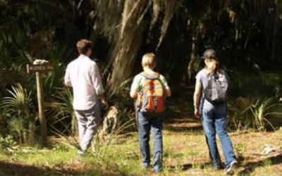 A Service-Learning Partnership for Wilderness Education in Coastal Georgia