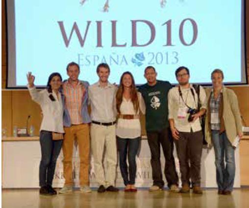 Make the World a Wilder Place – WILD10, the 10th World Wilderness Congress Salamanca, Spain, 2013