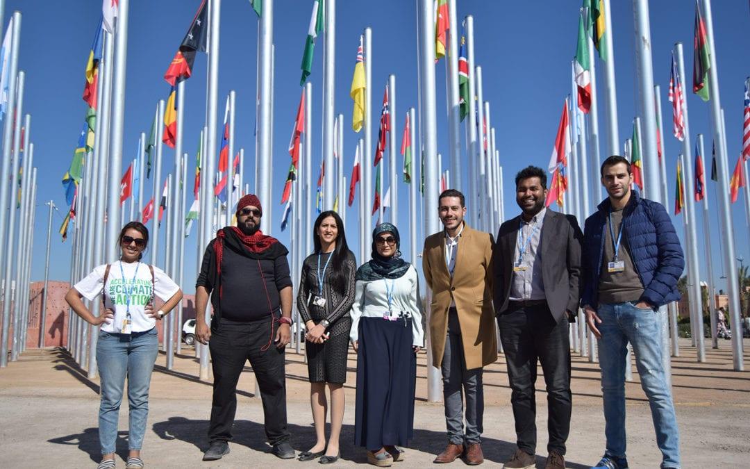 Arab Youth Climate Movement Qatar