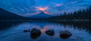 Crowding Perceptions at Wilderness Areas on Mount Baker, Washington and Mount Hood, Oregon